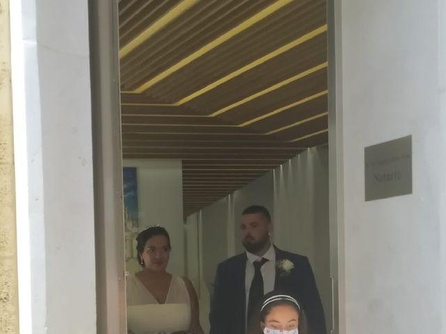 La boda de Miguel Ángel  y Almudena  en Cádiz, Cádiz 8