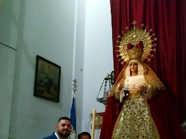 La boda de Miguel Ángel  y Almudena  en Cádiz, Cádiz 16
