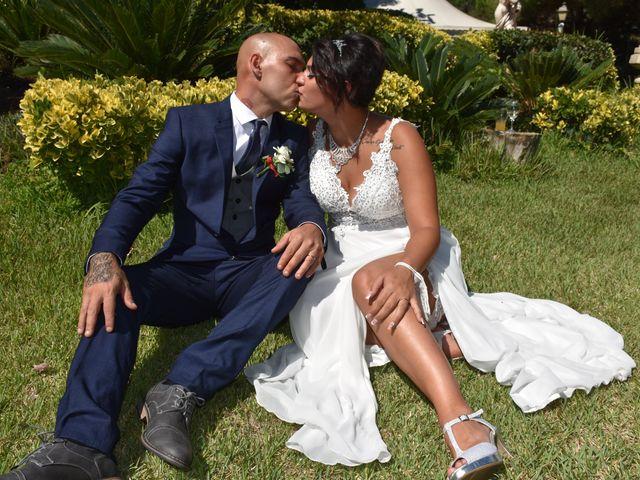 La boda de Isamar  y Miguel
