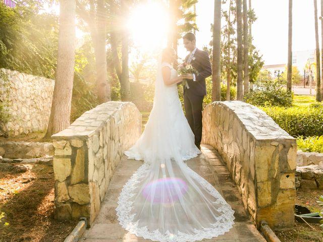 La boda de Daynelis y Dani
