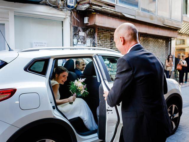 La boda de Carlos y Maria en Andoain, Guipúzcoa 16