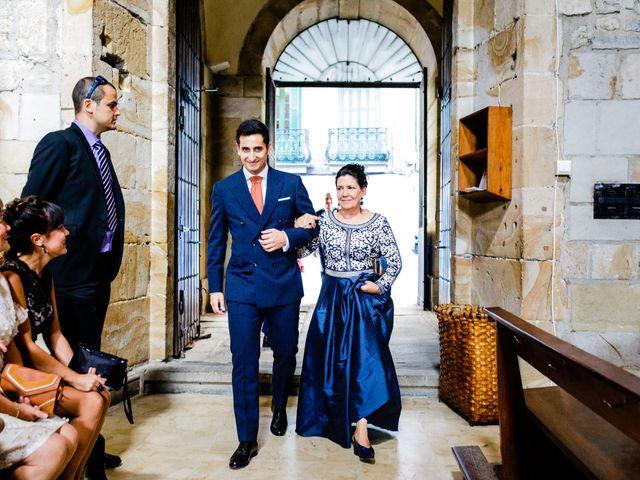 La boda de Carlos y Maria en Andoain, Guipúzcoa 17
