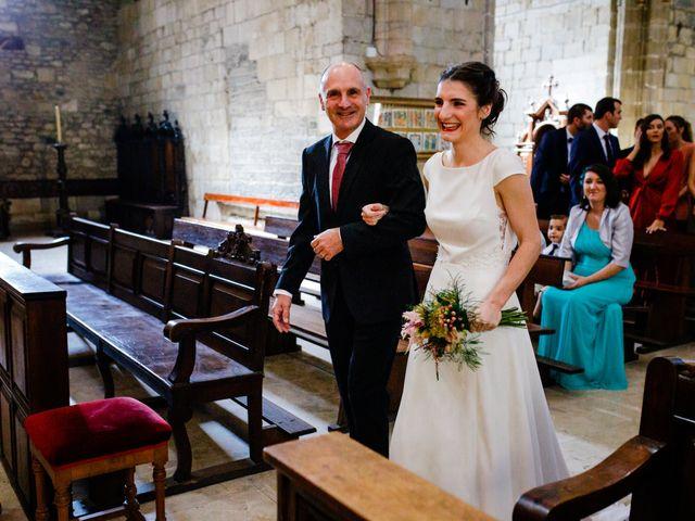 La boda de Carlos y Maria en Andoain, Guipúzcoa 20