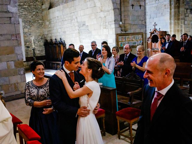 La boda de Carlos y Maria en Andoain, Guipúzcoa 28
