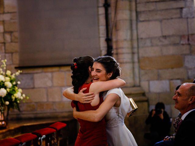 La boda de Carlos y Maria en Andoain, Guipúzcoa 31