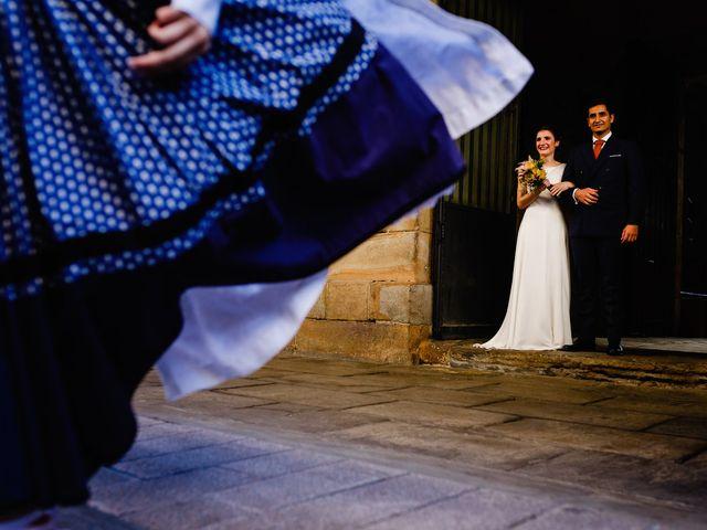 La boda de Carlos y Maria en Andoain, Guipúzcoa 32