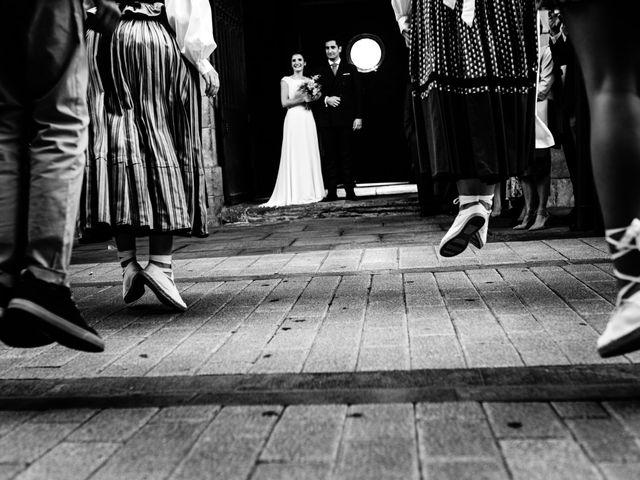 La boda de Carlos y Maria en Andoain, Guipúzcoa 33