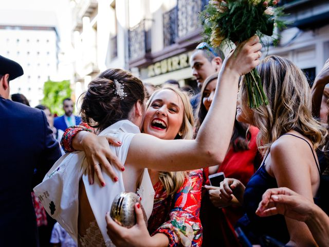 La boda de Carlos y Maria en Andoain, Guipúzcoa 35