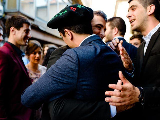 La boda de Carlos y Maria en Andoain, Guipúzcoa 36