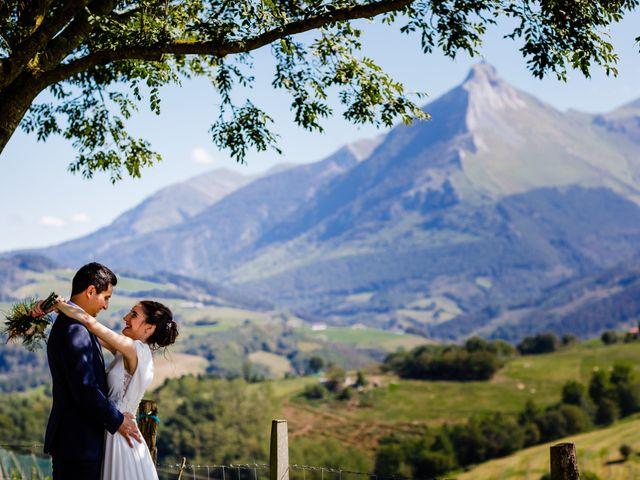 La boda de Carlos y Maria en Andoain, Guipúzcoa 43