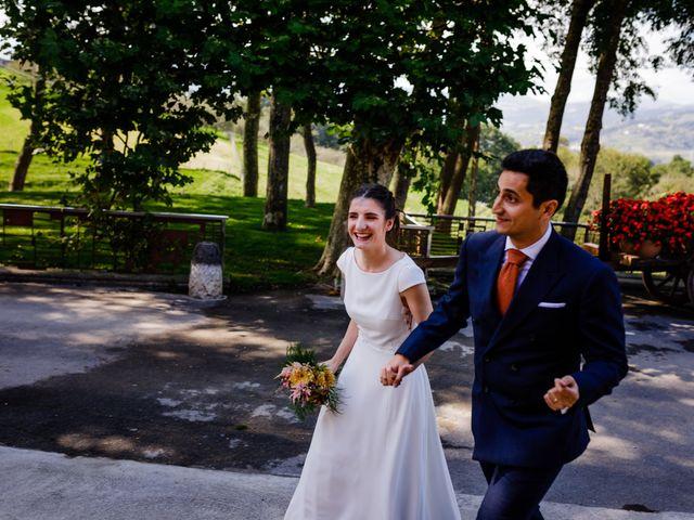 La boda de Carlos y Maria en Andoain, Guipúzcoa 49