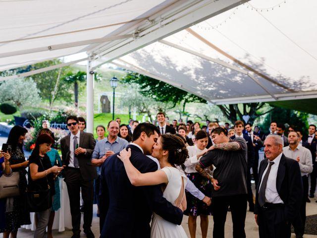 La boda de Carlos y Maria en Andoain, Guipúzcoa 50
