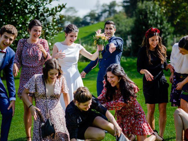 La boda de Carlos y Maria en Andoain, Guipúzcoa 54
