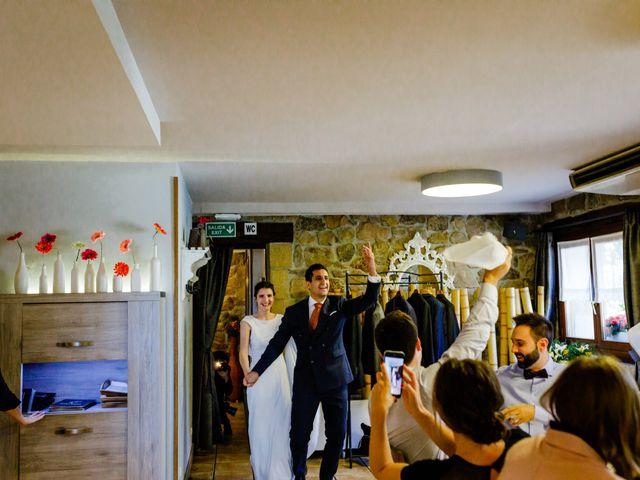 La boda de Carlos y Maria en Andoain, Guipúzcoa 57