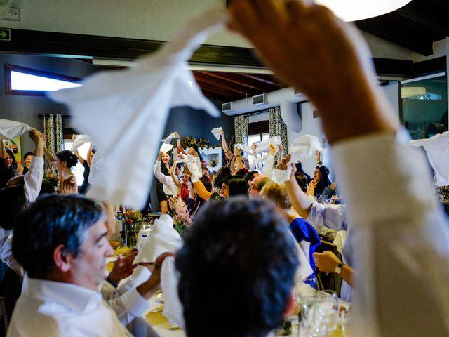 La boda de Carlos y Maria en Andoain, Guipúzcoa 61