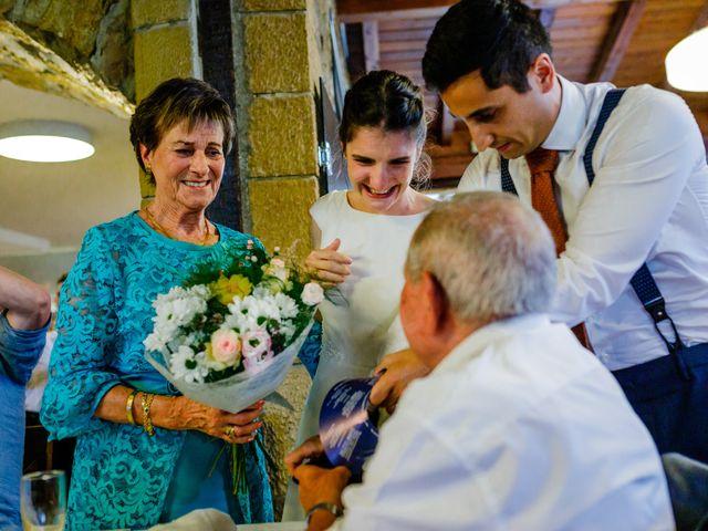 La boda de Carlos y Maria en Andoain, Guipúzcoa 78