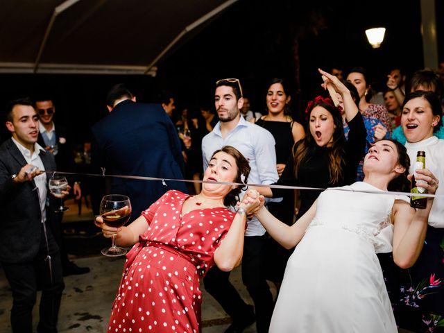 La boda de Carlos y Maria en Andoain, Guipúzcoa 91