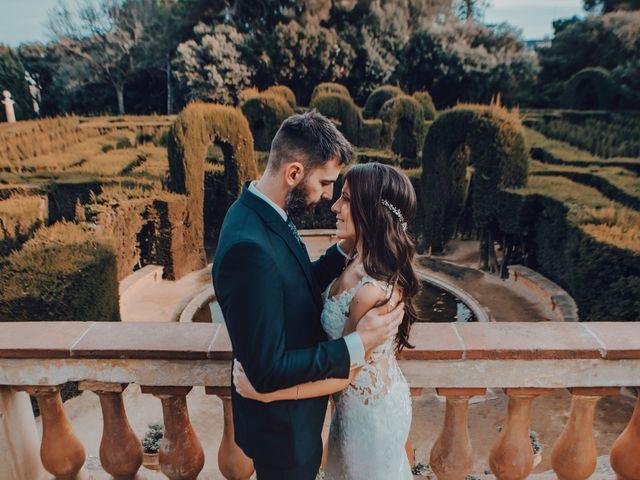 La boda de Jesus y Inma