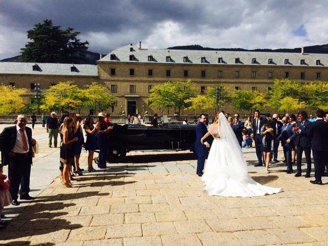 La boda de Rodrigo y Lourdes  en San Lorenzo De El Escorial, Madrid 3
