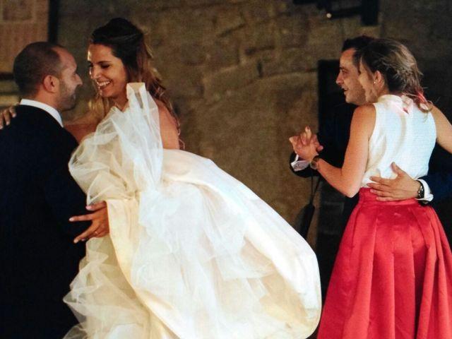 La boda de Rodrigo y Lourdes  en San Lorenzo De El Escorial, Madrid 2