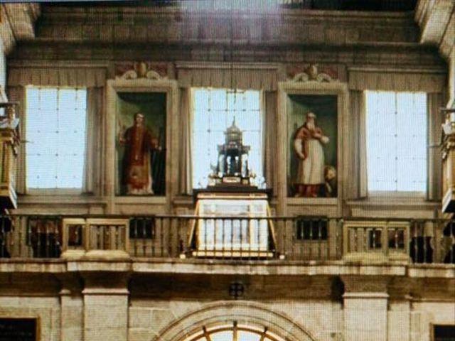 La boda de Rodrigo y Lourdes  en San Lorenzo De El Escorial, Madrid 4