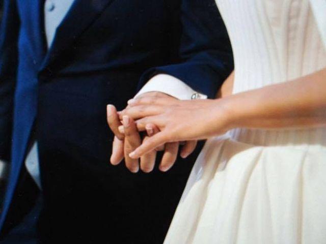 La boda de Rodrigo y Lourdes  en San Lorenzo De El Escorial, Madrid 5