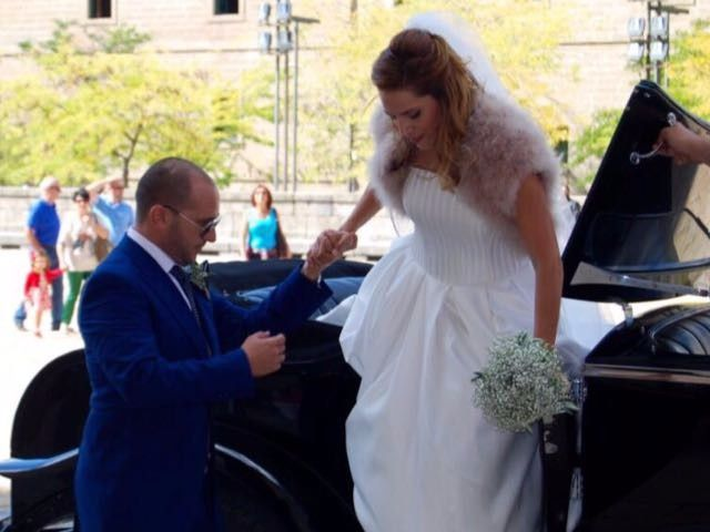 La boda de Rodrigo y Lourdes  en San Lorenzo De El Escorial, Madrid 6