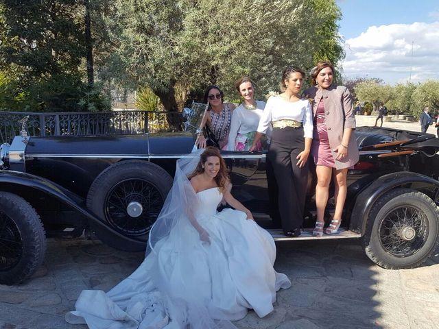 La boda de Rodrigo y Lourdes  en San Lorenzo De El Escorial, Madrid 7