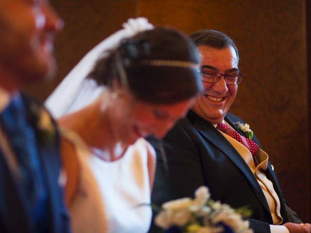 La boda de David y Raquel en Soto Del Barco, Asturias 14