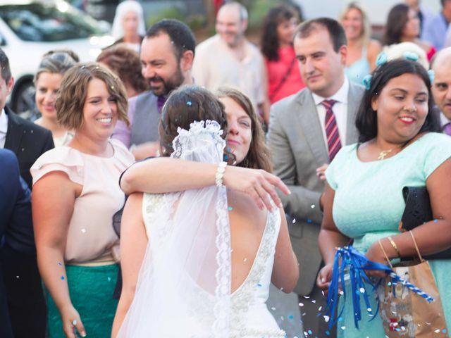La boda de David y Raquel en Soto Del Barco, Asturias 23