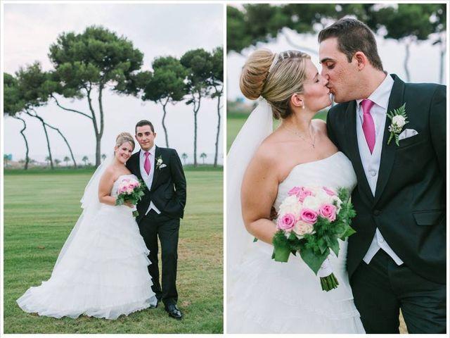 La boda de Kike y Laura  en Cornella De Llobregat, Barcelona 3
