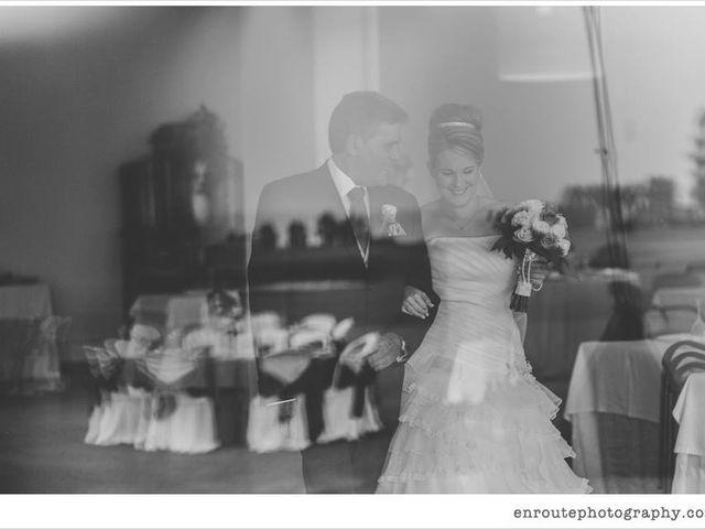 La boda de Kike y Laura  en Cornella De Llobregat, Barcelona 1