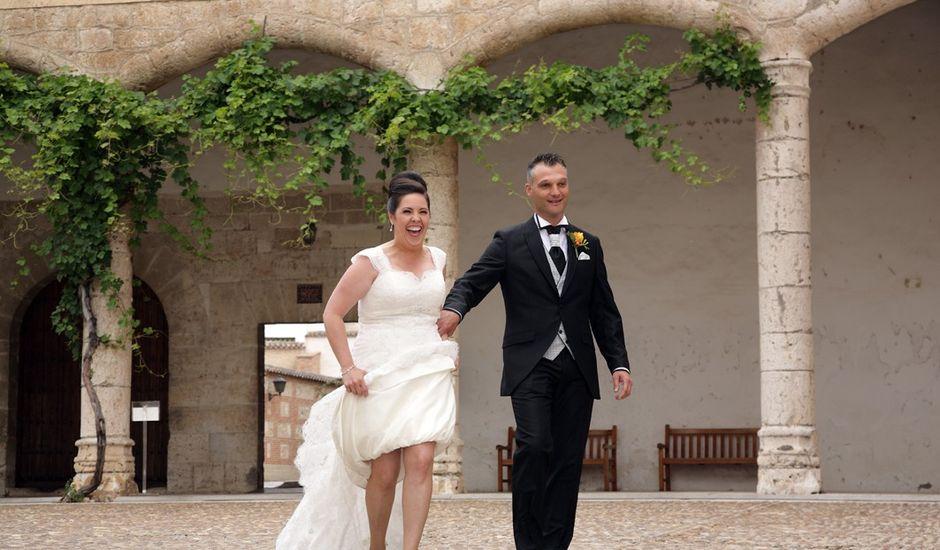 La boda de Antonio y Silvia en Tordesillas, Valladolid