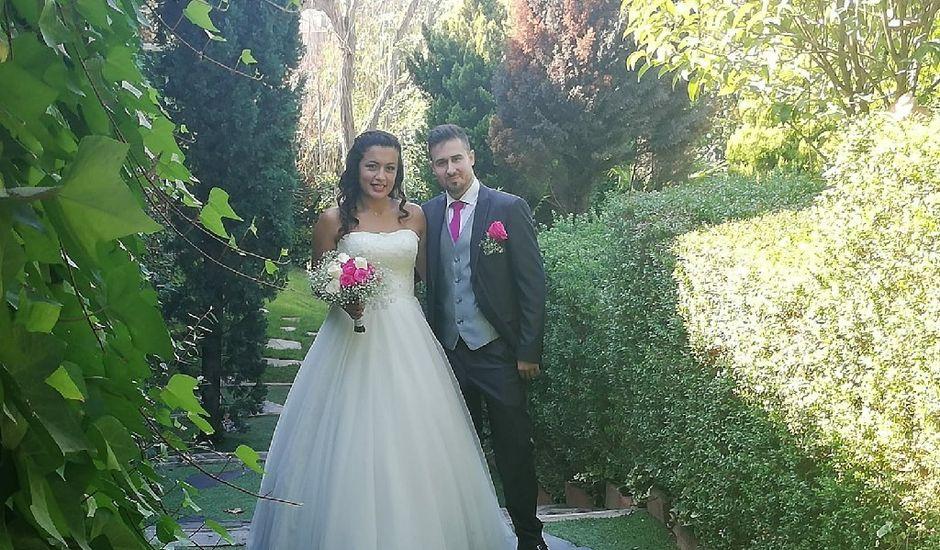 La boda de Edgar  y Astrid  en Montornes Del Valles, Barcelona