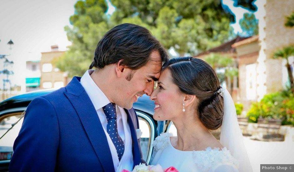 La boda de Ana y Fran en Abaran, Murcia