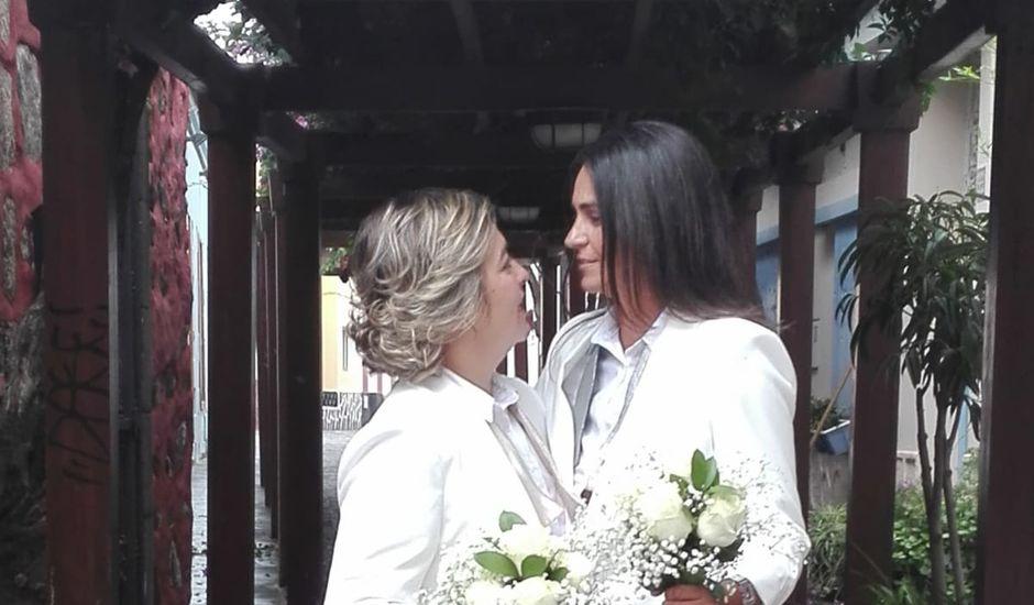 La boda de Sonia y Eva en Santa Brigida, Las Palmas