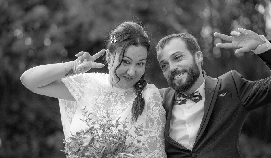 La boda de Jaume y Sílvia en Fontclara, Girona