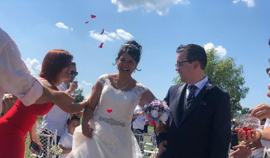 La boda de Andreu y Tamy en Santa Coloma De Farners, Girona