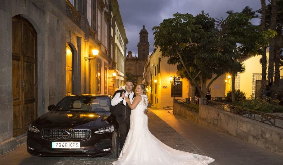 La boda de Jonatan y Cristina en Las Palmas De Gran Canaria, Las Palmas