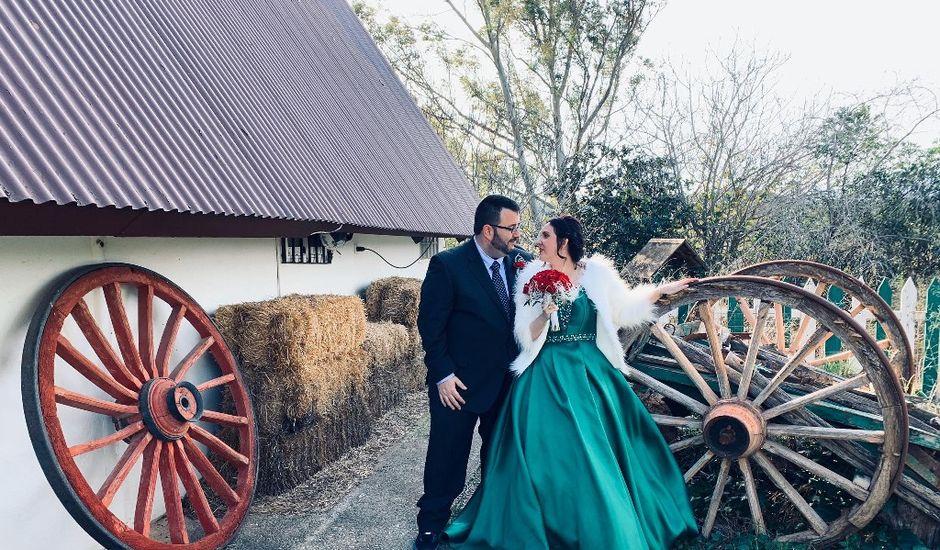 La boda de Sergio y Elena en Turis, Valencia