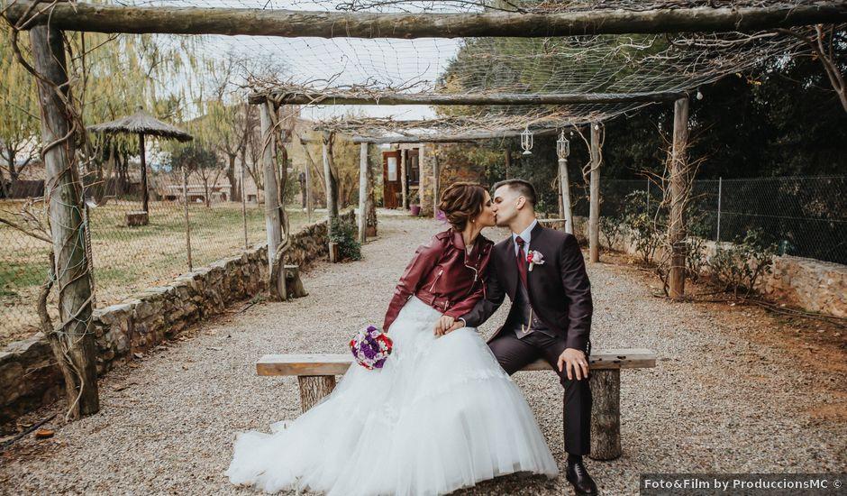 La boda de Jonathan y Ylenia en Sallent, Barcelona