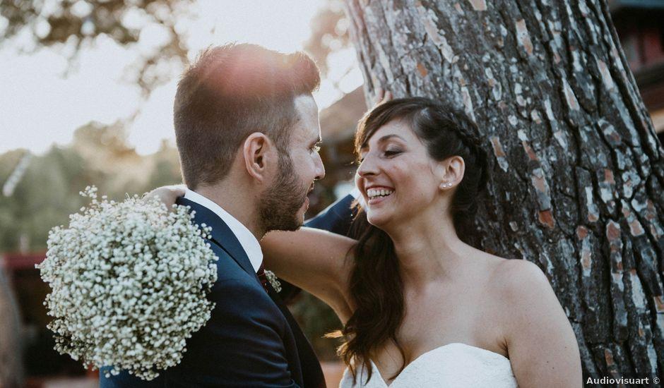 La boda de Iván y Bego en Altafulla, Tarragona