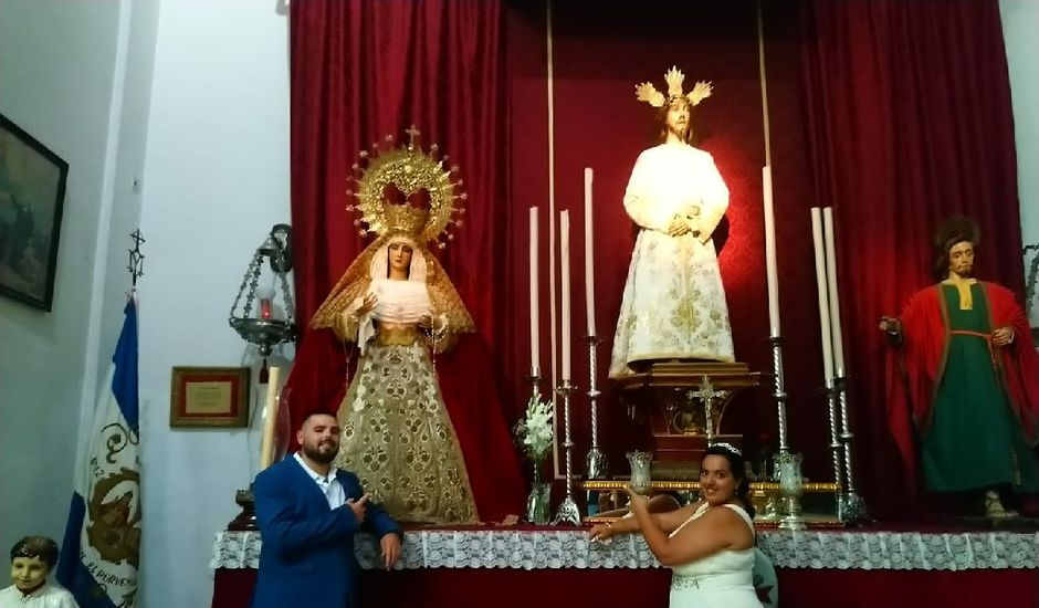 La boda de Miguel Ángel  y Almudena  en Cádiz, Cádiz