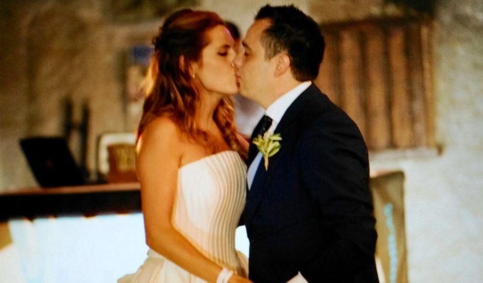 La boda de Rodrigo y Lourdes  en San Lorenzo De El Escorial, Madrid
