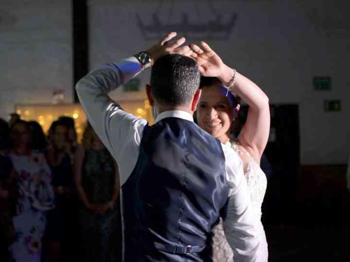 La boda de Cristina y Juan Antonio