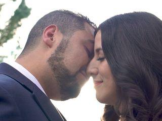 La boda de Arlenys y Luis