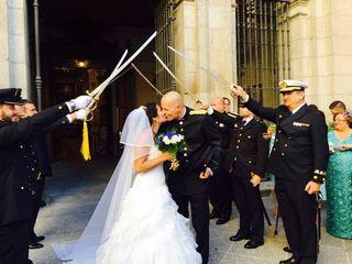 La boda de Icíar y Sergio