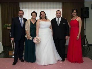 La boda de Nuria  y Borja   1