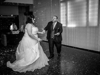 La boda de Nuria  y Borja