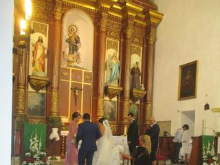 La boda de Ismael y Vero 1
